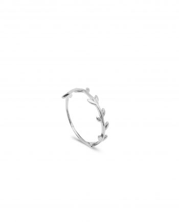 ANILLO JUNGLE SILVER