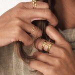Anillo H Gold modelo