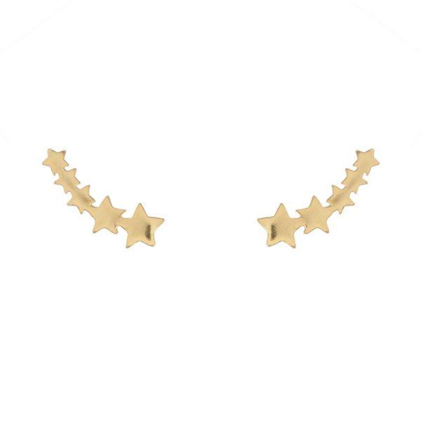 Pendientes Star Gold