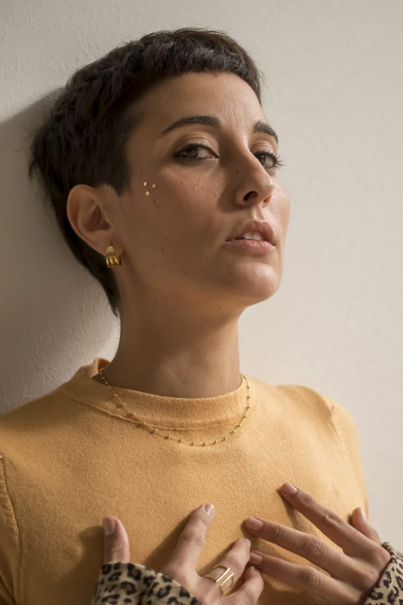 Collar-Dots-Gold—Minim.as-Collection 1