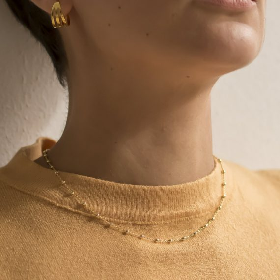 Collar-Dots-Gold—Minim.as-Collection