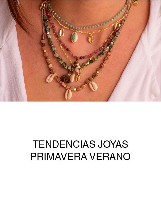 TENDENCIAS JOYAS PRIMAVERA VERANO